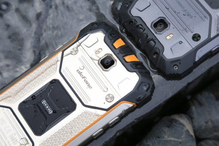 Ulefone Armor 2 Kamera