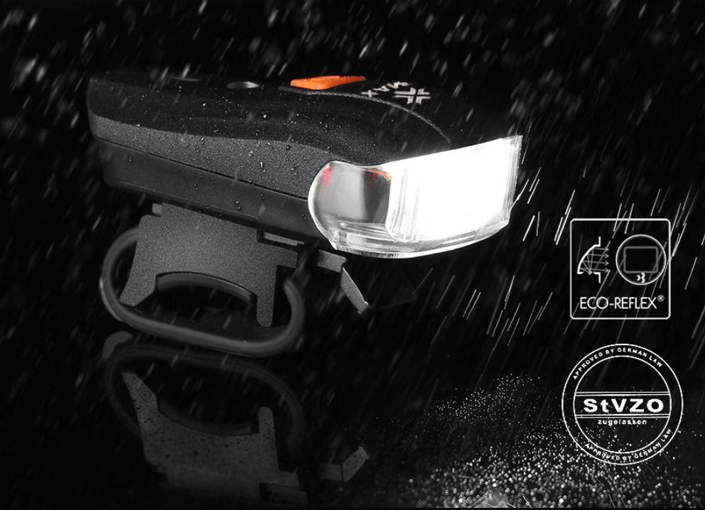 XANES SFL-01 Fahrradlicht 600LM für 8,17€