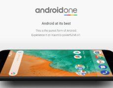 Xiaomi Mi A1 Android