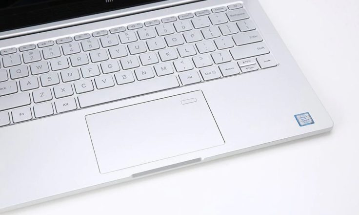 Xiaomi Mi Book Air Fingerprint