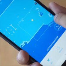 Xiaomi RoboRock Saugroboter Raumvermessung Raumeinteilung