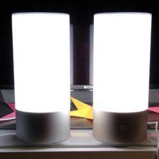 Xiaomi Yeelight Nachttischlame 1 & 2