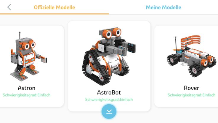 Jimu Robots App 1