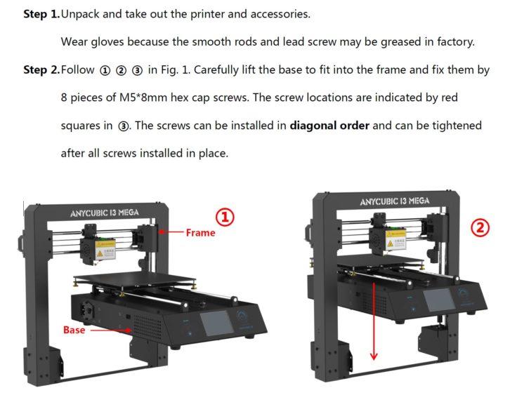 Anycubic Mega-s 3d Drucker Mega Upgrade Große Plus Größe Volle Metall Tft Touch Screen 3d Drucker Hohe Präzision 3d Drucker 3-d-drucker 3d-drucker Und 3d-scanner