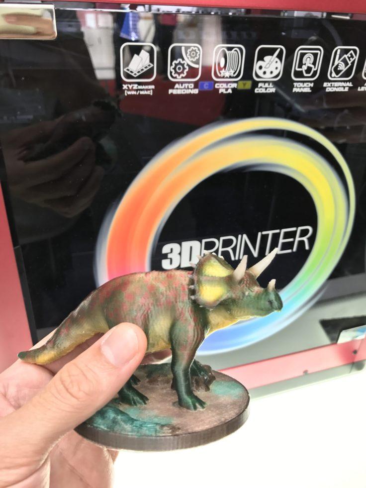 3D Druck farbig