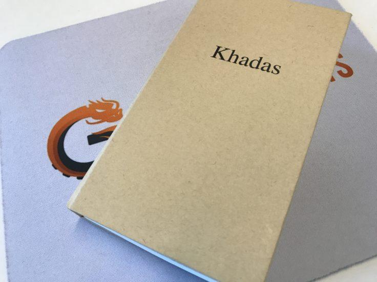 Khadas Verpackung