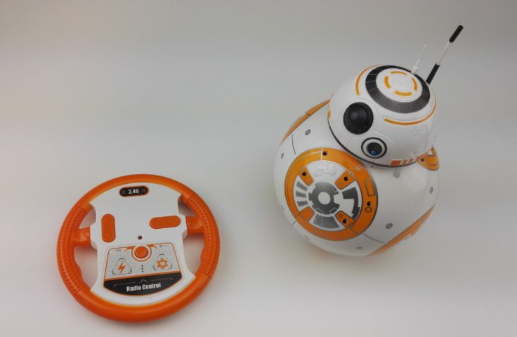 Planet Boy BB-8 Droide