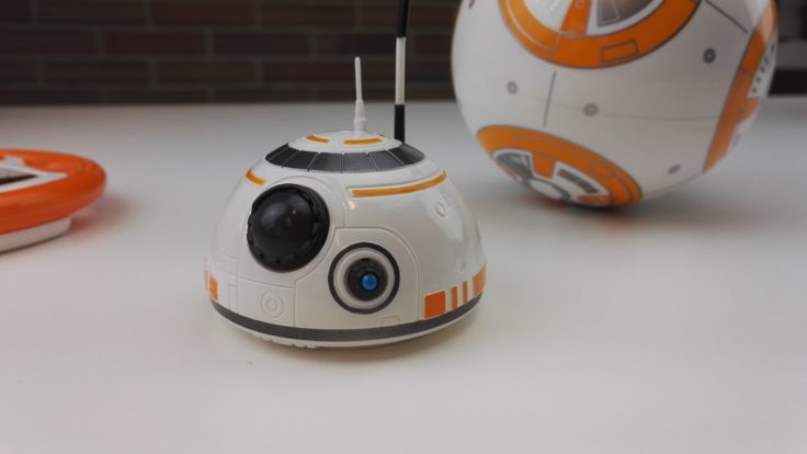 Planet Boy BB-8 Droide Kopf