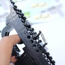 Baustein Pistole Abzug Feder