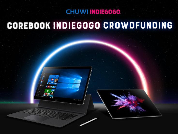 CHUWI Corebook Indigogo