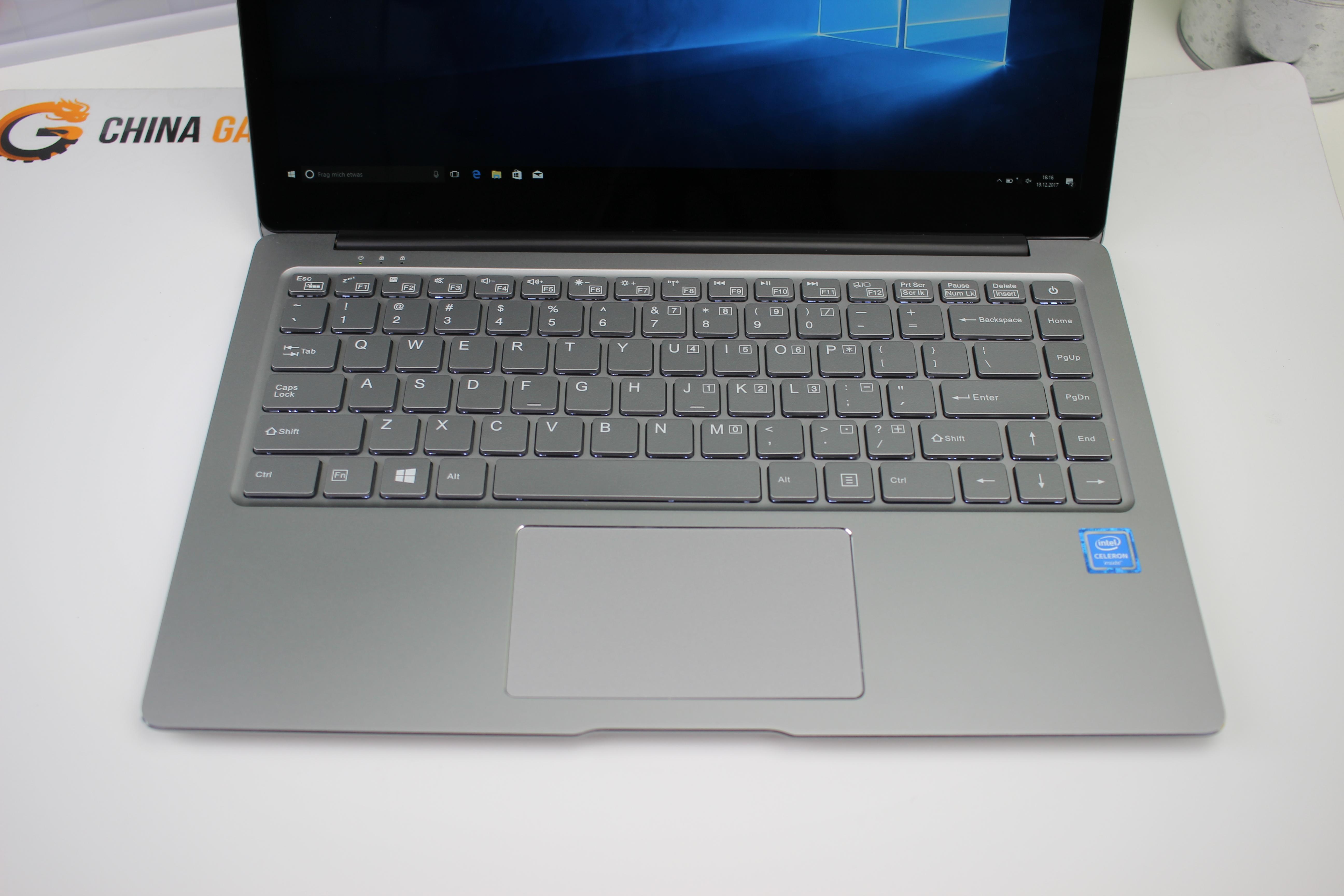 Cube Mix Plus Tablet + Original Touchpad Tastatur