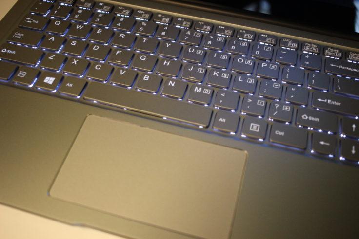 CHUWI LapBook Air Tastenbeleuchtung