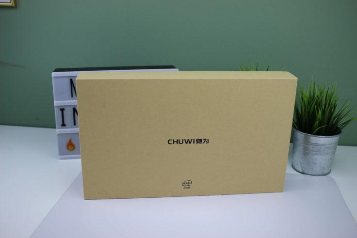 CHUWI LapBook Air Verpackung