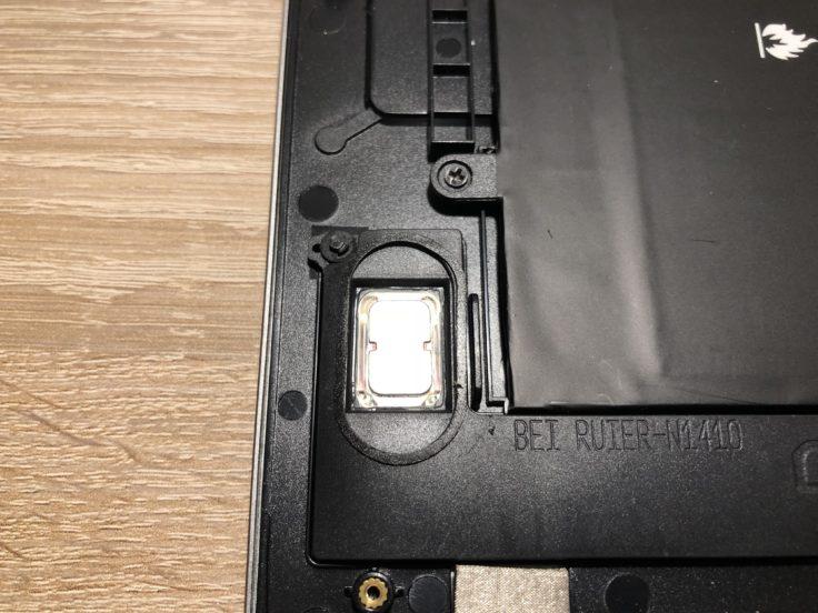 CHUWI LapBook Lautsprecher