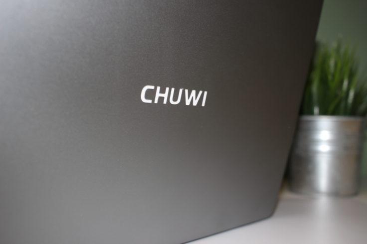 CHUWI Logo Beleuchtet