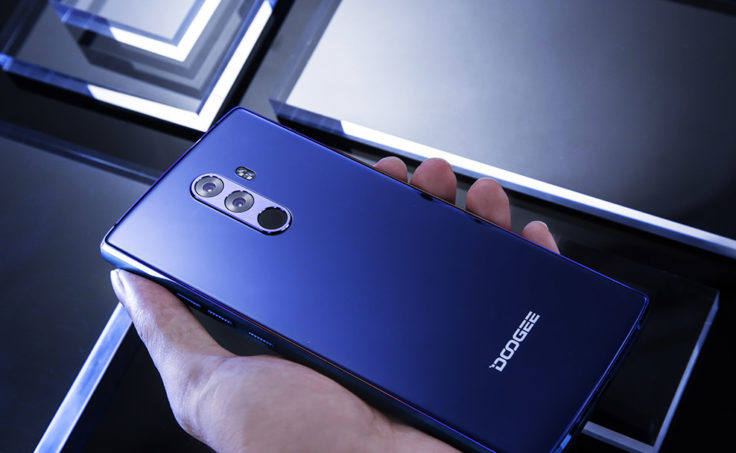Doogee Mix 2 Design