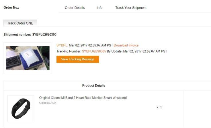 GearBest-Tracking-Uebersicht