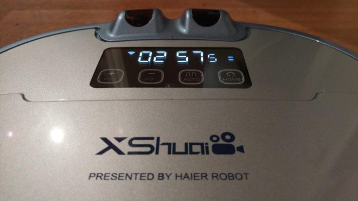 Haier XShuai HXS-C3 Saugroboter Design