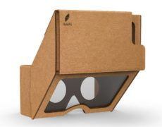 HoloKit Cardboard AR Augmented Reality Brille