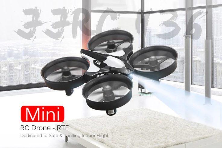 JJRC H36 Drohne