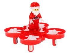 JJRC H67 Drohne Weihnachtsmann rot