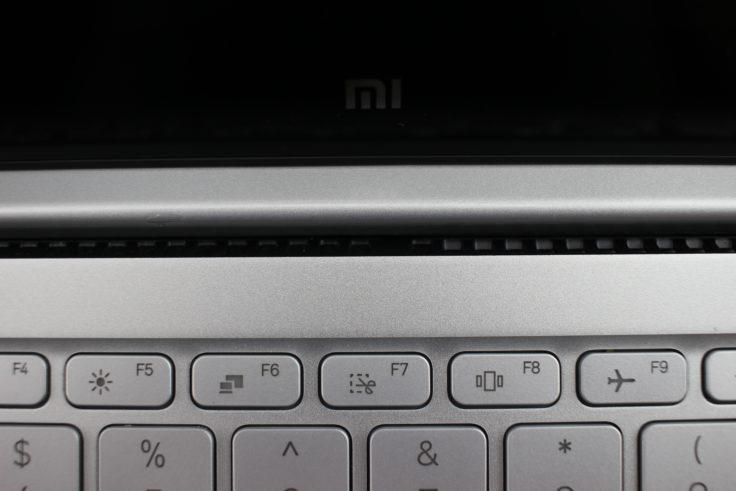Lüftung Xiaomi Mi Notebook Air 13,3 Zoll