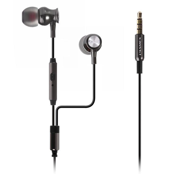 Lasmex E 15 In Ear Kopfhörer Bedienung
