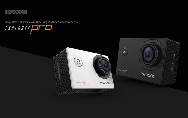 MGCOOL Explorer Pro Actioncam