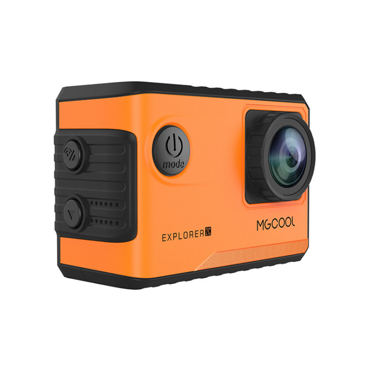 MGCOOL Explorer 2C Action Cam