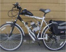 Motor für das Fahrrad
