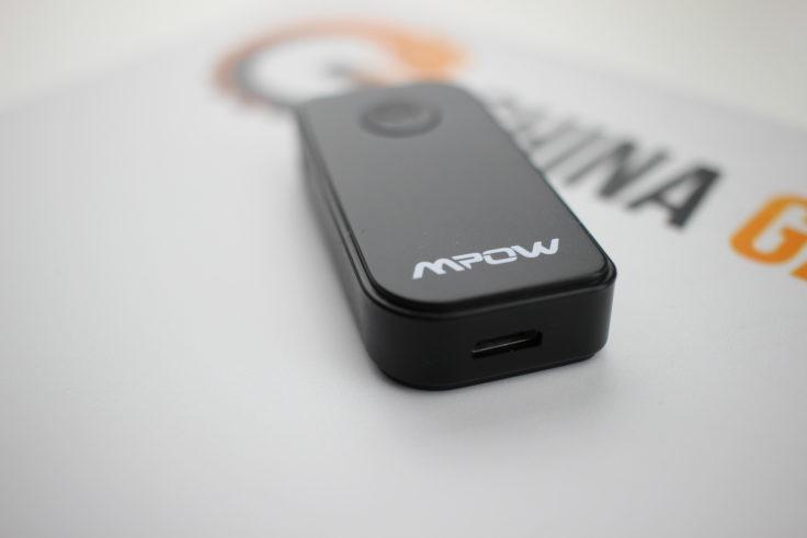 Mpow Streambot Mini Ladeport