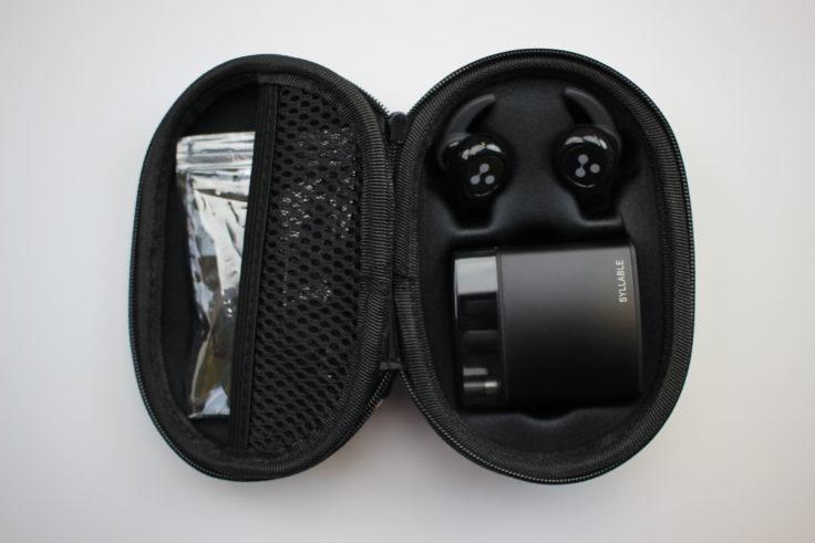 SYLLABLE D9X Wireless In-Ear Case
