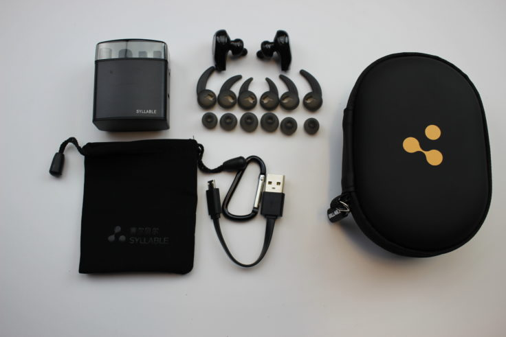 SYLLABLE D9X Wireless In-Ear zubehör