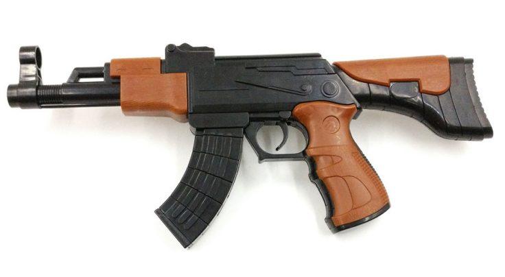 Spielzeug Sturmgewehr AK 47