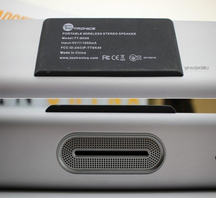 TaoTronics TT-SK06 Standfuß