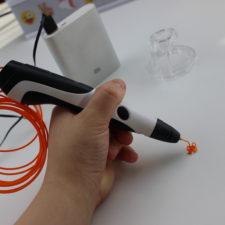 TipEye 3D Stift Handhabung