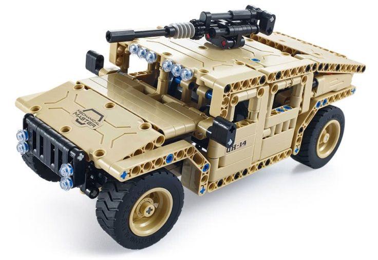 Utoghter RC Militär Fahrzeug Bausteine