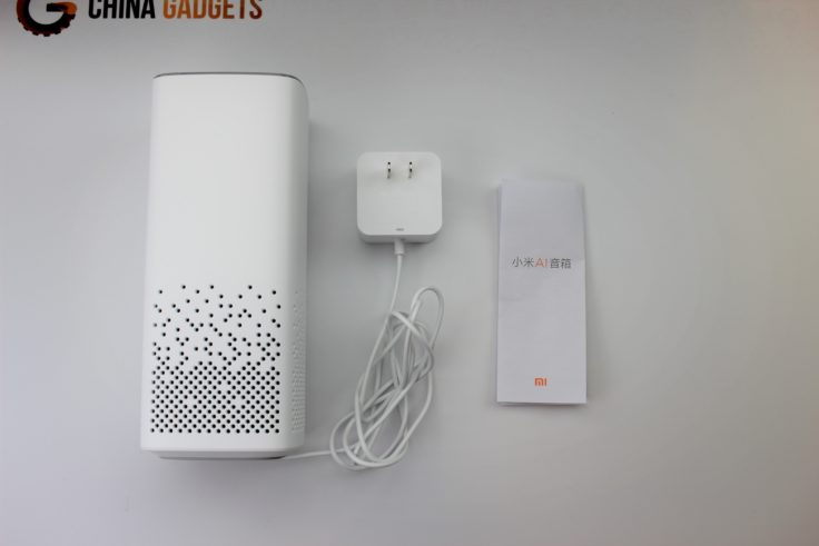 Xiaomi Mi AI Lieferumfang