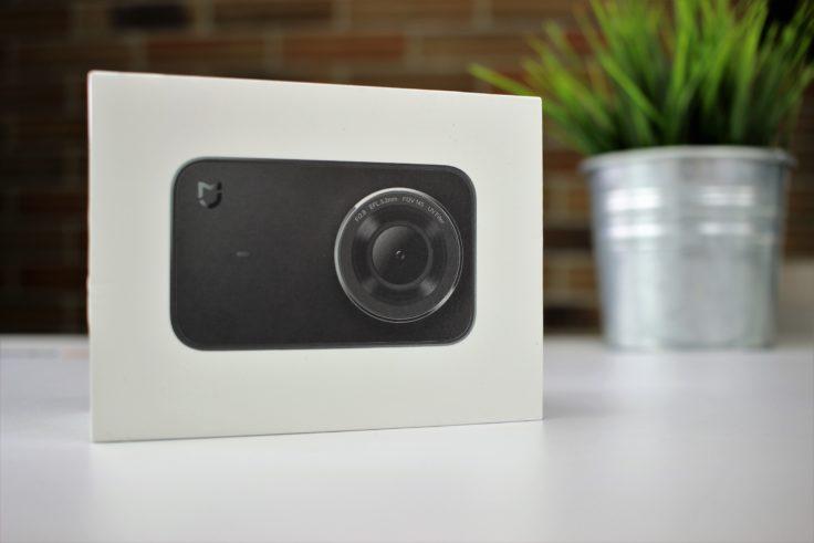 Xiaomi Mi Action Camera 4K Verpackung