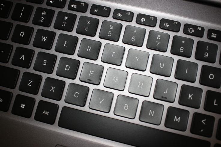Xiaomi Mi Notebook Pro Tastatur