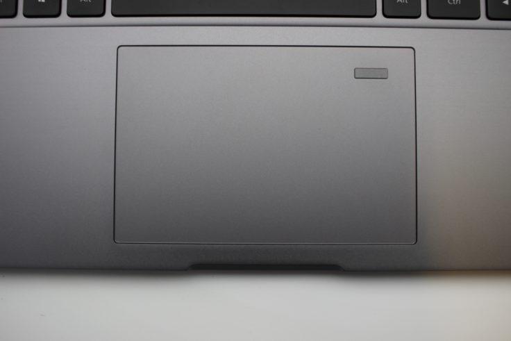 Xiaomi Mi Notebook Pro Touchpad
