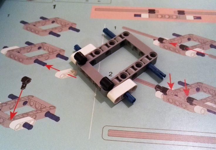 Xiaomi Mitu DIY Roboter Bausatz Aufbau Beginn