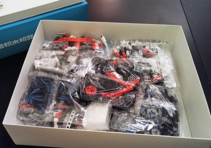 Xiaomi Mitu DIY Roboter Bausatz Tüten