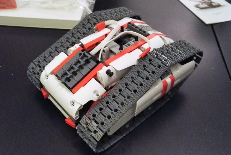 Xiaomi Mitu DIY Roboter Bausatz Unterteil Basis