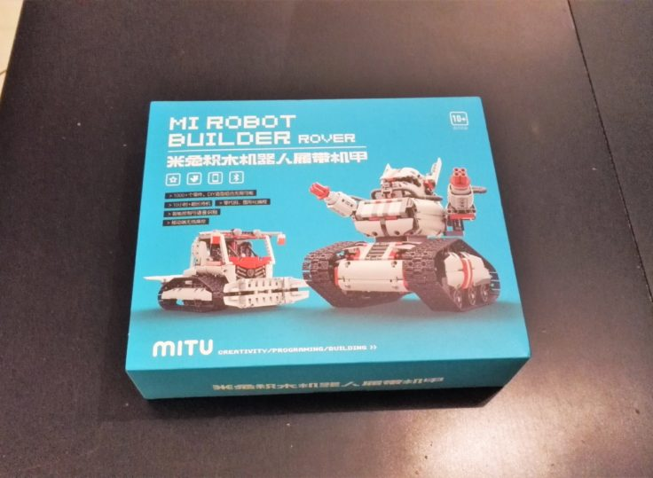 Xiaomi Mitu DIY Roboter Bausatz Karton