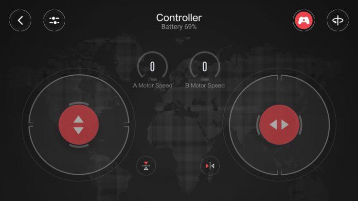 Xiaomi Mitu Rover App Controller Steuerung