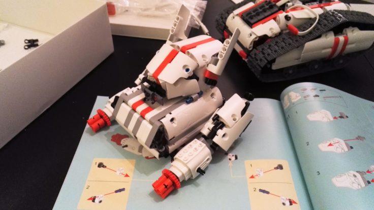 Xiaomi Mitu Rover DIY Robot Oberteil