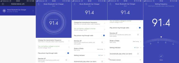 Xiaomi ROIDMI Apple iOS App
