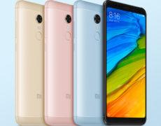 Xiaomi Redmi 5 Plus Smartphone