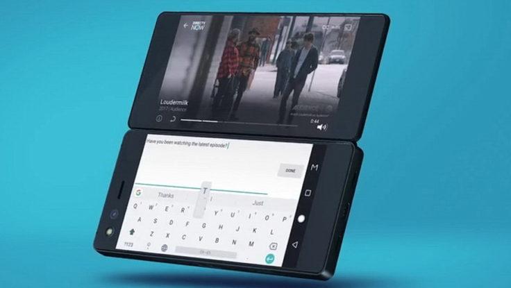 ZTE Axon M Smartphone Dual Display